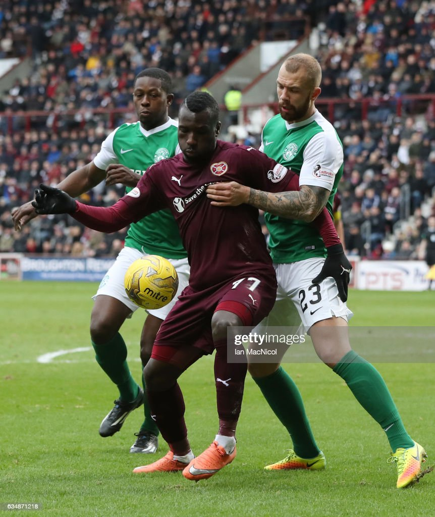 Heart of Midlothian v Hibernian - Scottish Cup Fifth Round