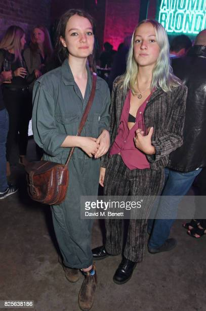 Esme CreedMiles and guest attend a special screening of Atomic Blonde at The Village Underground on August 2 2017 in London England