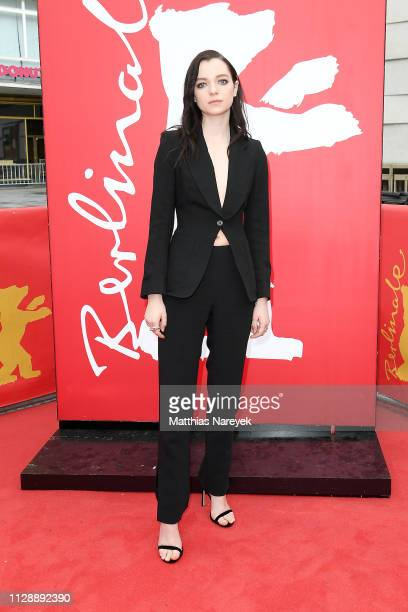 Esme CreedMiles attends the Hanna premiere during the 69th Berlinale International Film Festival Berlin at Zoo Palast on February 11 2019 in Berlin...