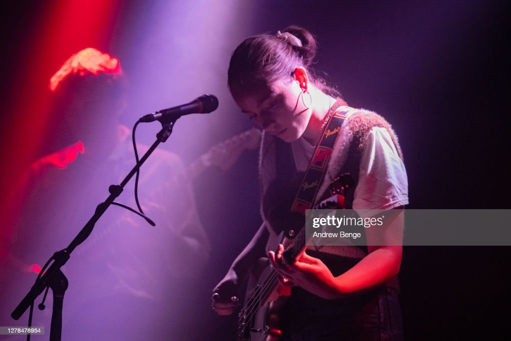 The Orielles Perform At Belgrave Music Hall Leeds : News Photo