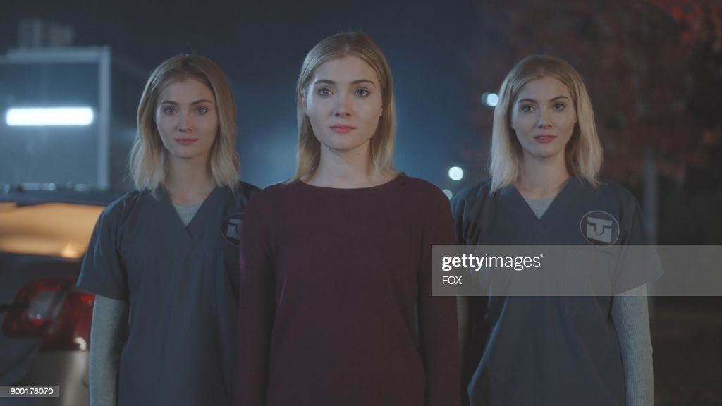 Esme Frost (Sklyer Samuels, C) reunites with her identical triplet sisters Phoebe (L) and Sophie (R) in the 'eXploited' episode of THE GIFTED airing Monday, Dec. 11 (9:00-10:00 PM ET/PT) on FOX.