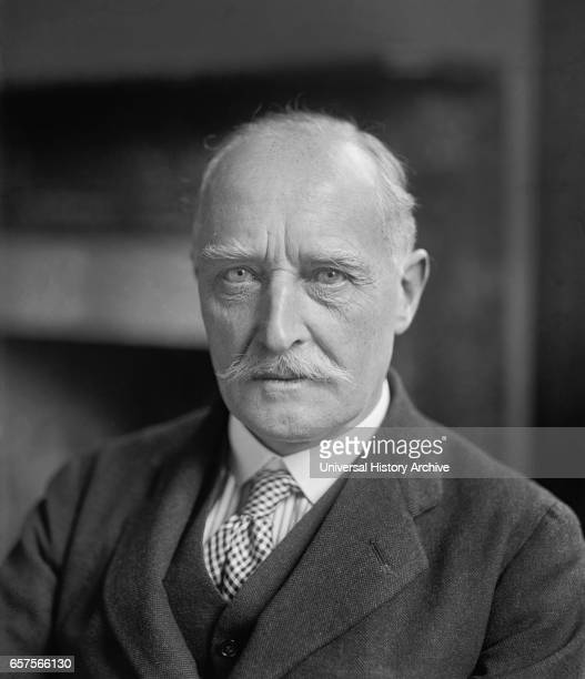 Esme Howard 1st Baron Howard of Penrith British Ambassador to the US Portrait National Photo Company February 1924