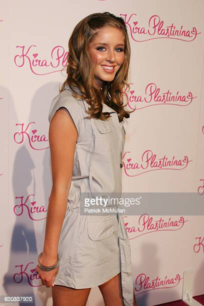 Esmee Denters attends Kira Plastinina Fashion Collection Launch Party at Los Angeles on June 14 2008 in Los Angeles California