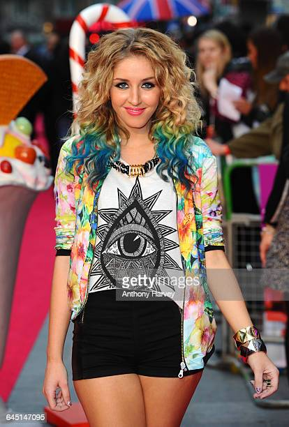 Esmee Denters attends the Katy Perry Part of Me Premiere on July 03 2012 at the Empire Cinema Leicester Square in London