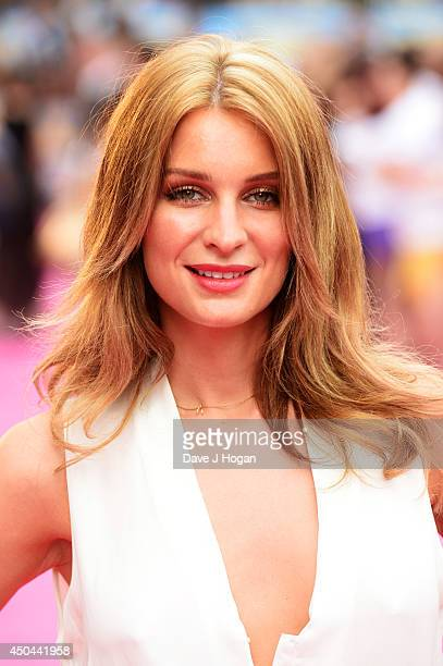 Esmee Denters attends the UK premiere of 'Walking On Sunshine' at The Vue West End on June 11 2014 in London England