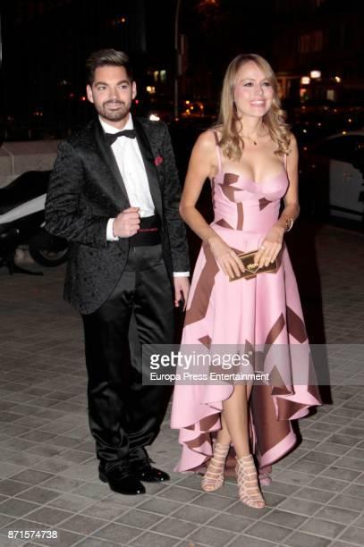Esmeralda Moya attends the XV Marie Claire Prix de la Moda Awards at Florida Retiro on November 7 2017 in Madrid Spain