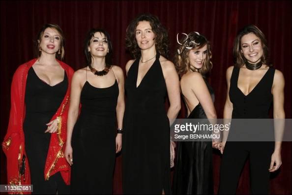 Espace detente premiere on january 31st 2005 in paris for Espace detente 31