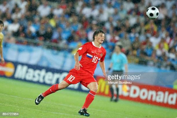 ARSHAVIN Espagne / Russie 1/2 Finale Euro 2008 Vienne