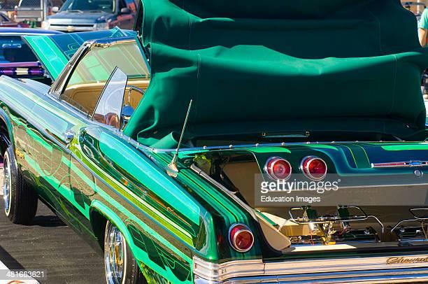 Espanola Valley Lowrider car show