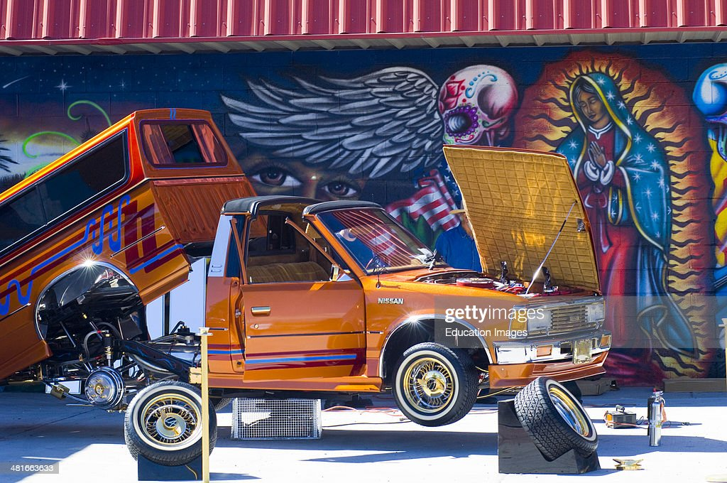 Espanola Valley Low Rider Car Show Pictures Getty Images