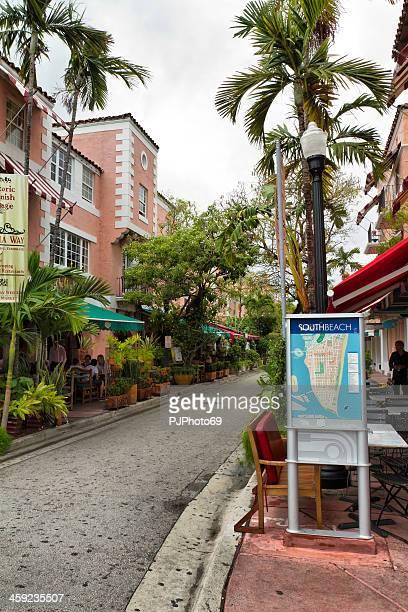 Espanola Way - Miami Beach