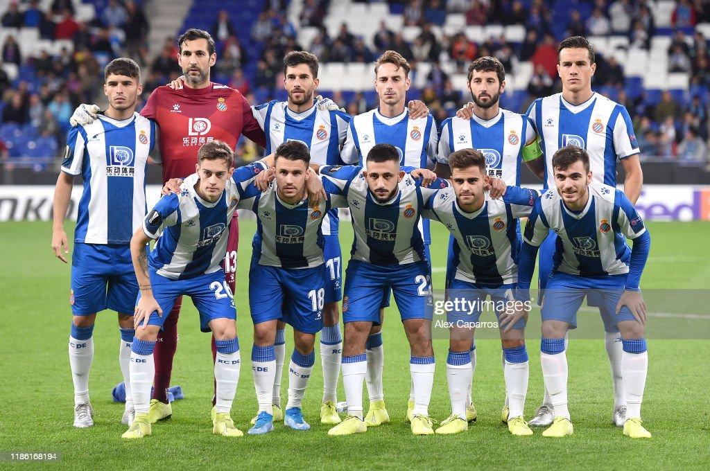 Espanyol Barcelona v PFC Ludogorets Razgrad: Group H - UEFA Europa League : Fotografía de noticias