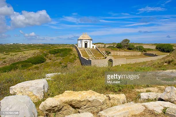 Espichel Cape Cabo Espichel Casa da Agua Sesimbra Setubal district Portugal