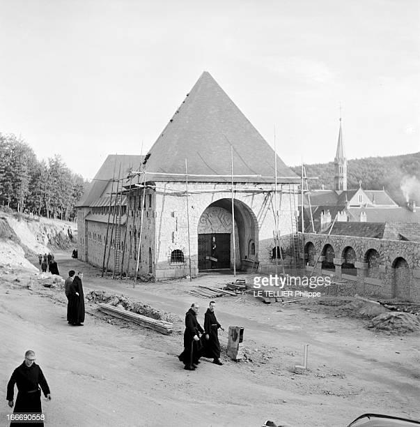 The Case Of Leaks Or The Dides Case L'affaire des fuites ou 'l'affaire Jean Dides' octobre 1954 l'abbaye de la PierrequiVire dans l'Yonne avec ses...