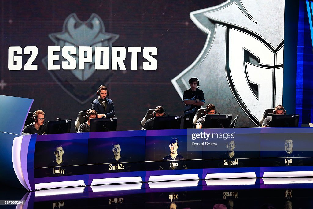 ELEAGUE Week 2 - Group Stage A - Day 4 : News Photo