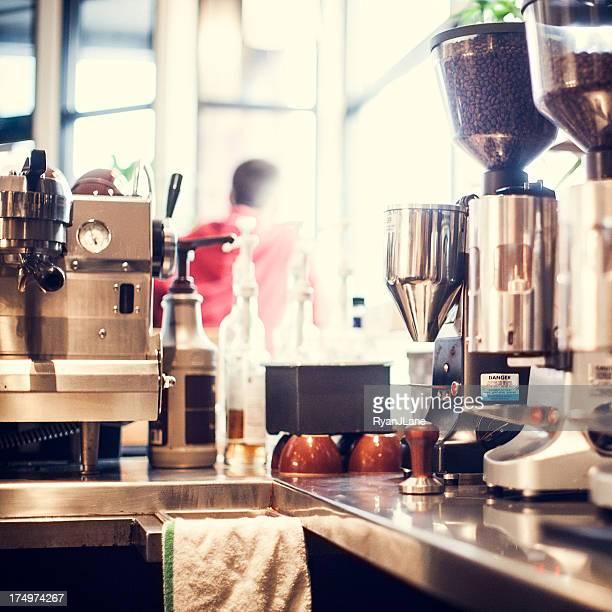 Equipo de café Espresso