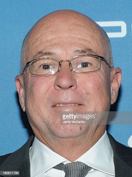 Esquire EditorinChief David Granger attends the Esquire 80th anniversary and Esquire Network launch celebration at Highline Stages on September 17...