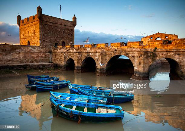 Essaouira, Morocco: The ramparts of Skala de la Ville