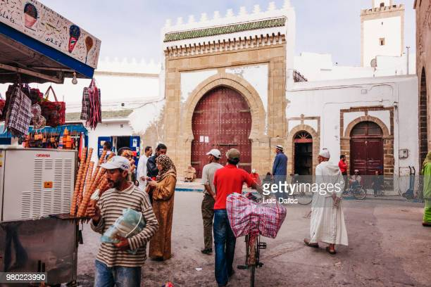 Essaouira street scene