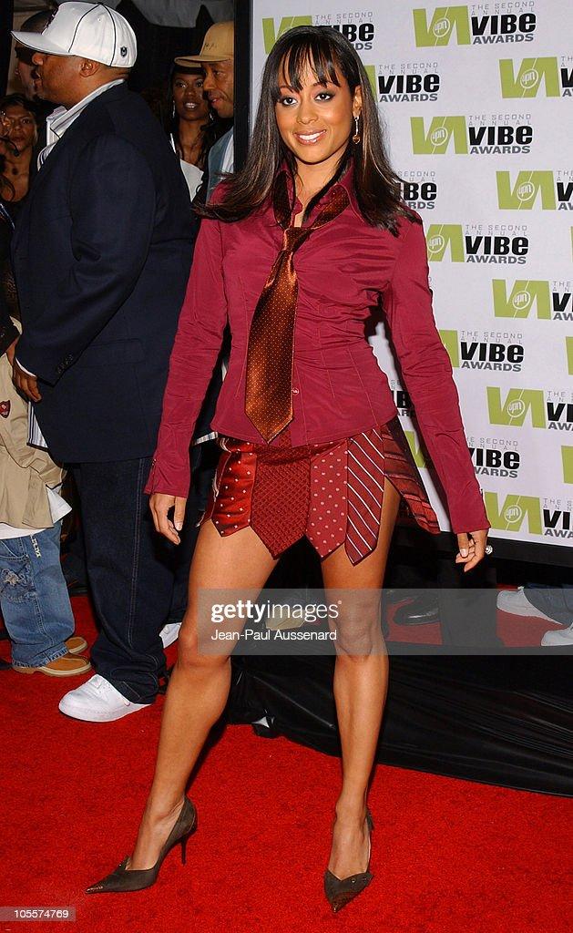 2004 Vibe Awards - Arrivals : News Photo