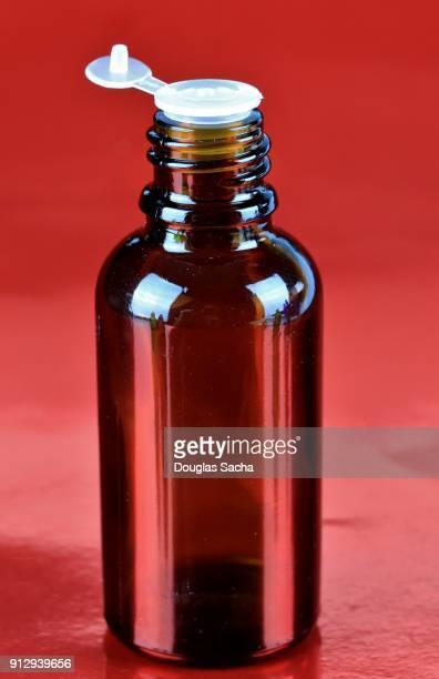 Essential Oil health bottle for alternative scented healthcare