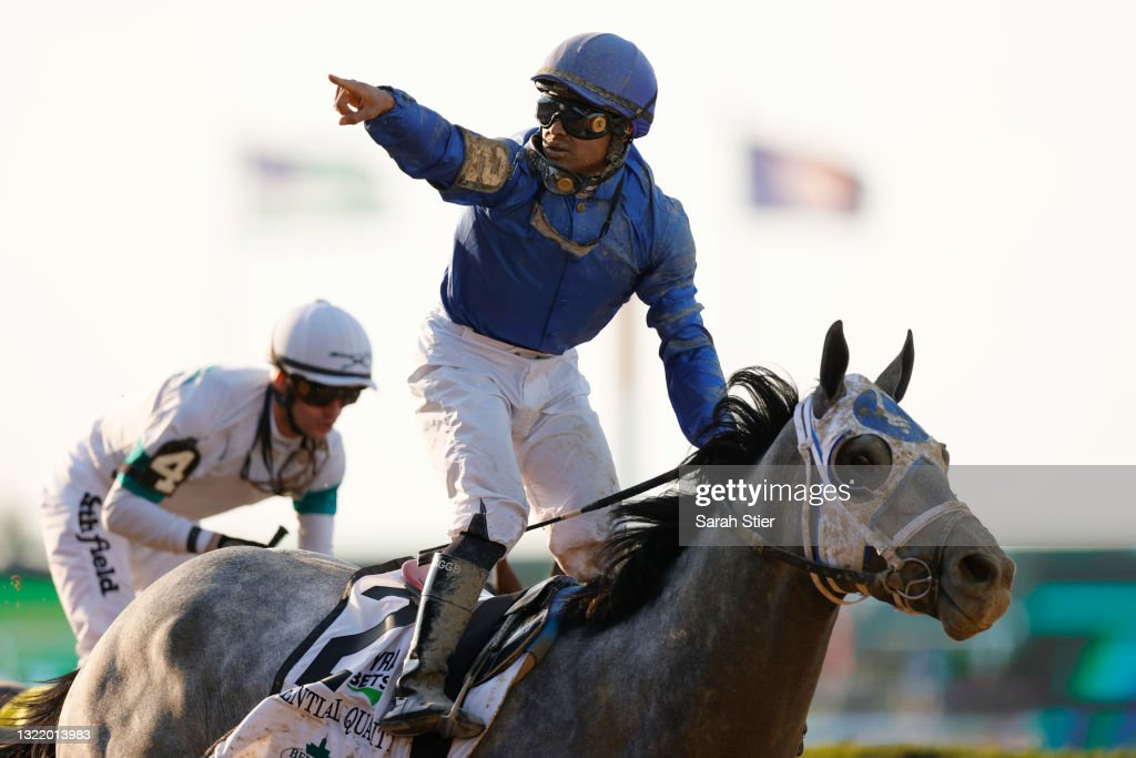 153rd Belmont Stakes : News Photo