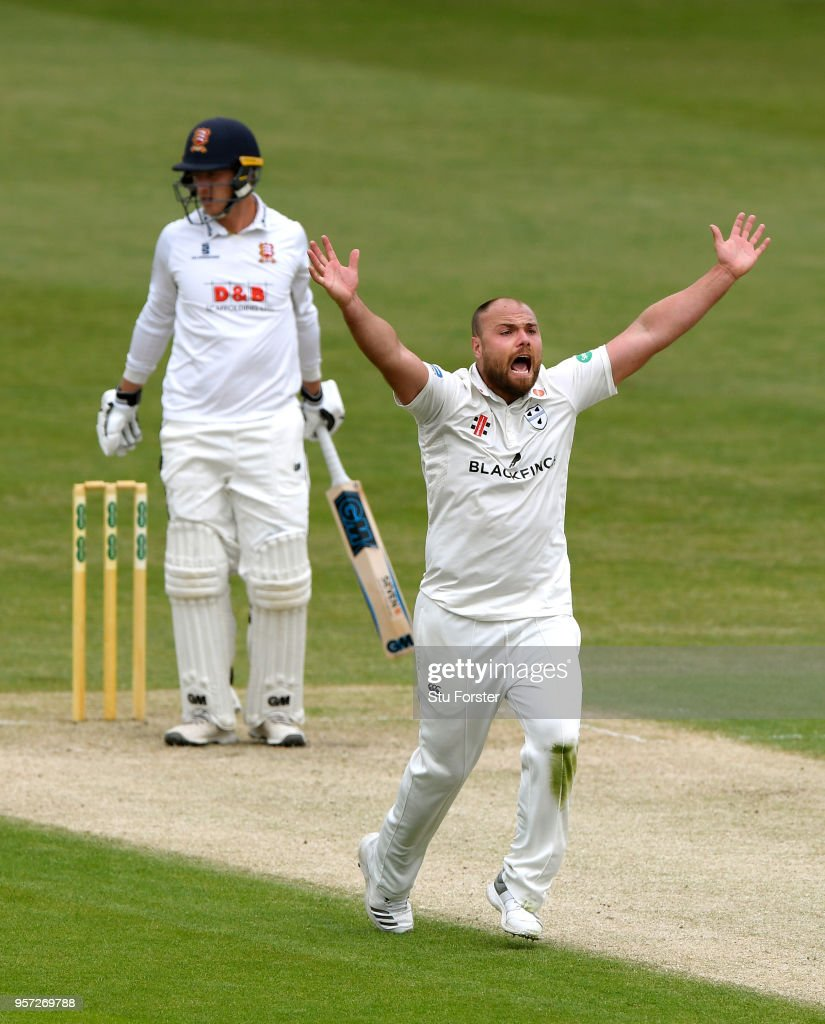 Worcestershire v Essex - Specsavers County Championship: Division One