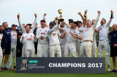 Essex v Yorkshire - Specsavers County Championship: Division One