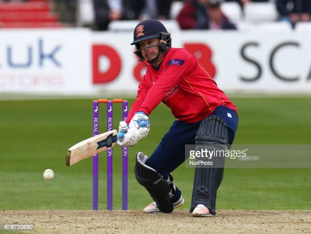 Essex's Adam Wheater during Royal London OneDay Cup match between Essex Eagles and Gloucestershire CCC at The Cloudfm County Ground Chelmsford Essex...