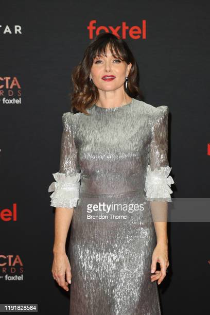 Essie Davis attends the 2019 AACTA Awards Presented by Foxtel at The Star on December 04 2019 in Sydney Australia