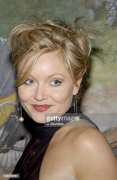 "Essie Davis during Opening Night of ""Jumpers"" - After Party at Tavern On the Green in New York City, New York, United States."