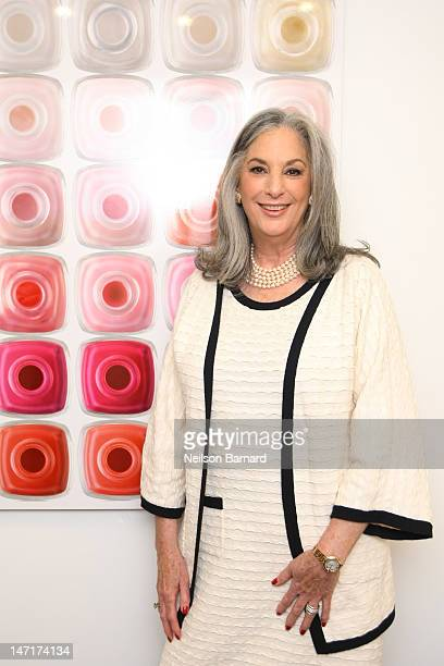 Essie Weingarten attends the Essie flagship launch on June 26 2012 in New York City