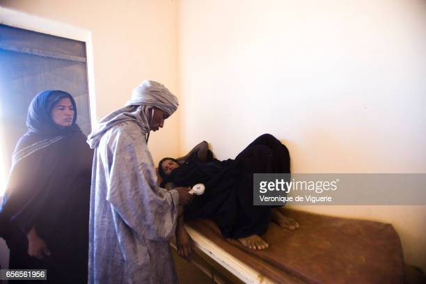Essouk's medical centre Tamashek women normally refuse to be examined by a male doctor or male nurse The retrained traditional midwives have to be...