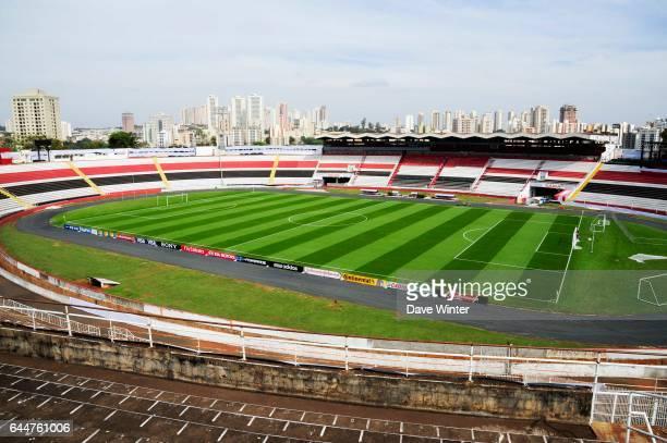 Estadio Santa Cruz Botafogo - - Centre d'entrainement Ribeirao Preto - Coupe du Monde 2014, Photo : Dave Winter / Icon Sport