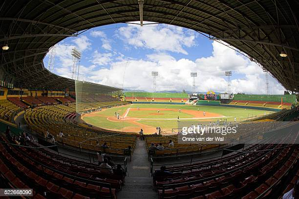 Estado Cibao Stadium in Santiago