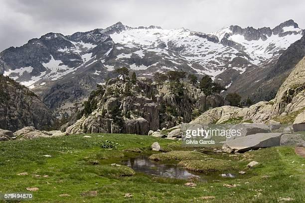 Estany Negre. Aigüestortes National Park, Lleida
