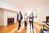 estate agent housebuying viewing