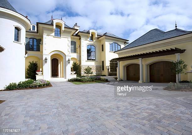 Estate Home.