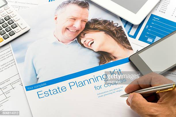 Estate planning Dokument