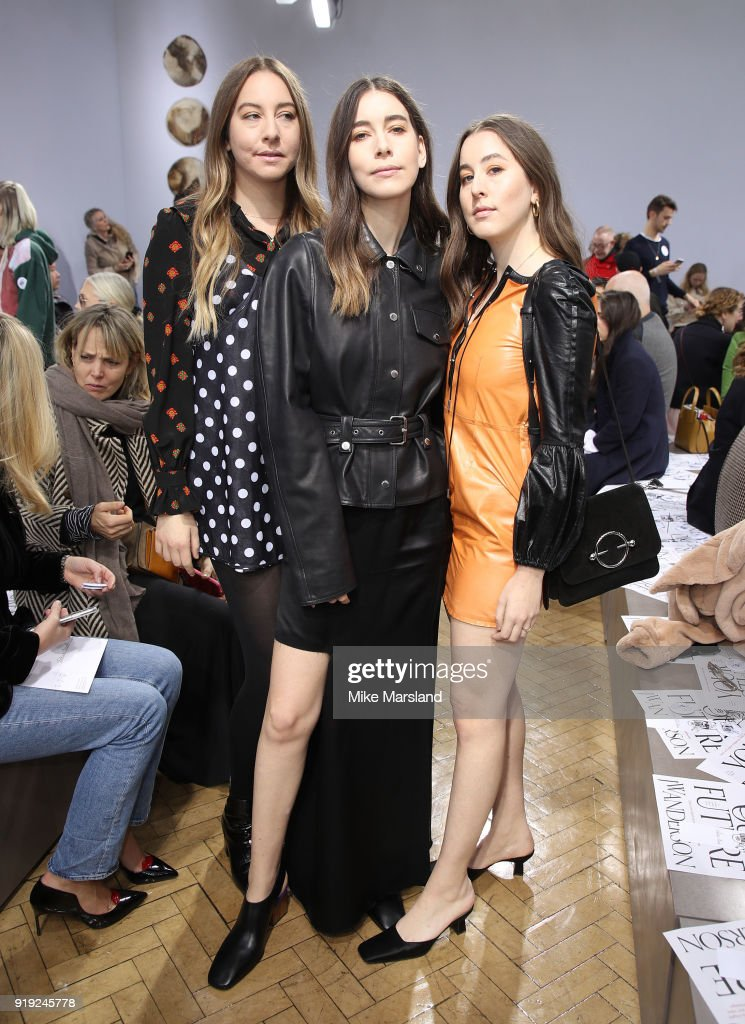 Front Row Day 2 - LFW February 2018