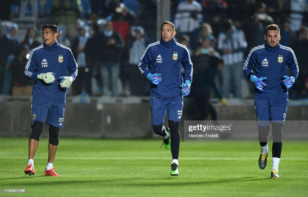 Argentina v Nicaragua - Friendly Match : News Photo