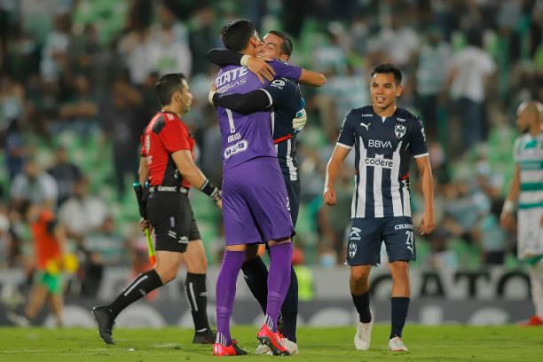 MEX: Santos Laguna v Monterrey - Torneo Apertura 2021 Liga MX