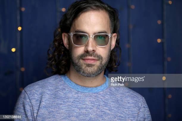 Esteban Arango of 'Blast Beat' attends the IMDb Studio at Acura Festival Village on location at the 2020 Sundance Film Festival – Day 3 on January 26...