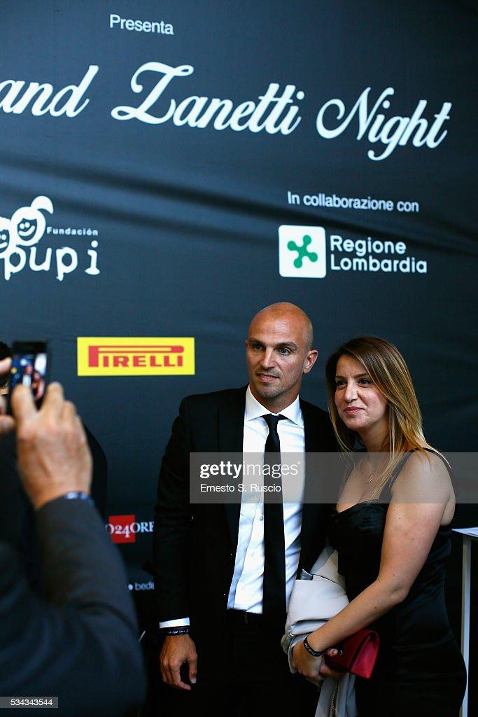 Bocelli And Zanetti Night - Hospitality : News Photo