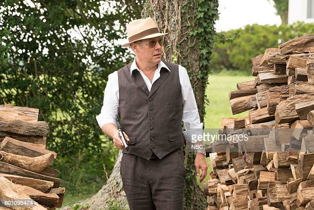 THE BLACKLIST 'Esteban' Episode 401 Pictured James Spader as Raymond 'Red' Reddington