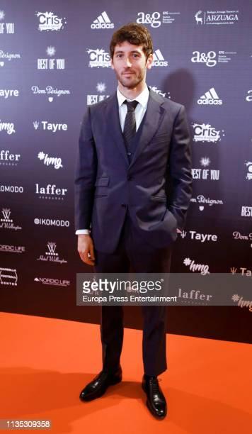 Esteban Granero attends 'Cena Pirata' on March 11 2019 in Madrid Spain