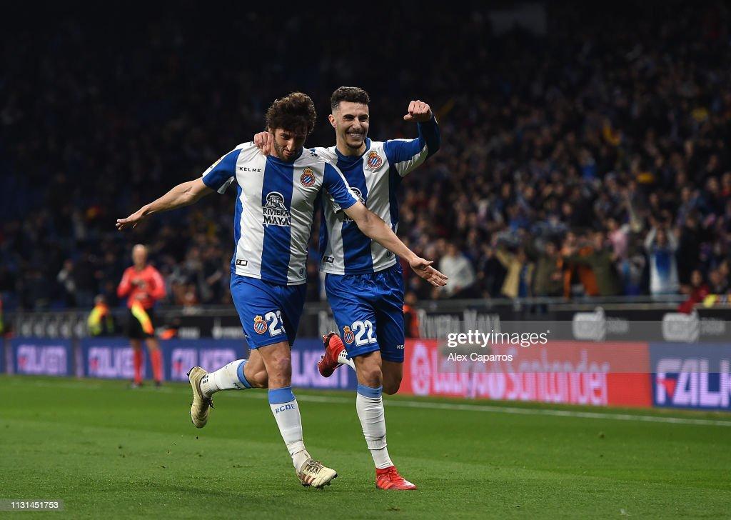 RCD Espanyol v SD Huesca - La Liga : News Photo