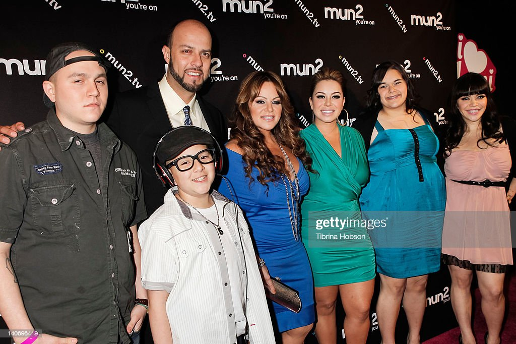 "Premiere Of mun2's ""I Love Jenni"" Season 2 - Arrivals : News Photo"