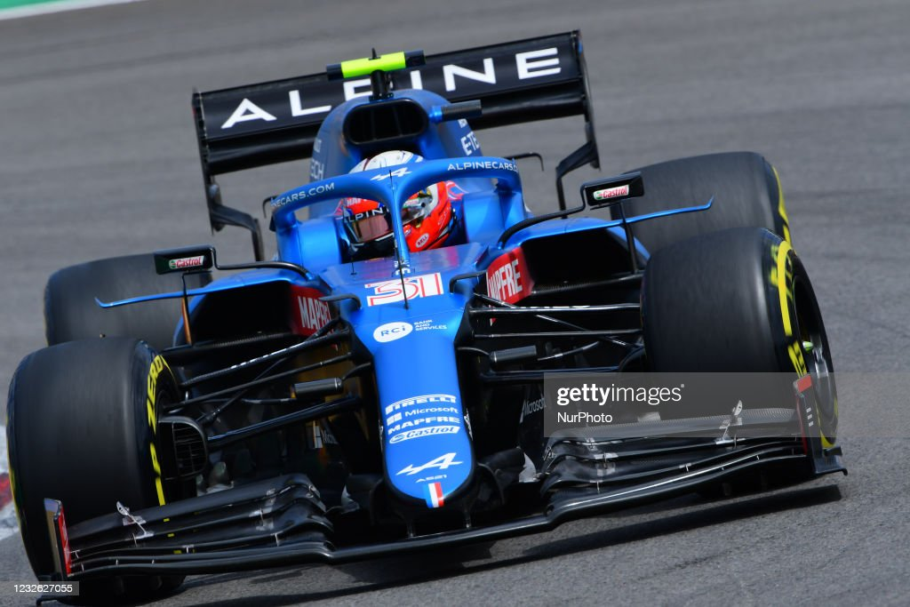 Portuguese GP - Free Practice : News Photo