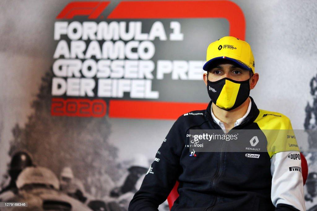 F1 Eifel Grand Prix - Previews : News Photo